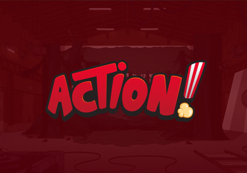 Logotype, Action!