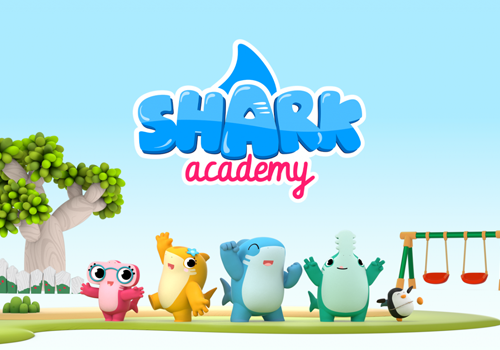 Logotype, Shark Academy